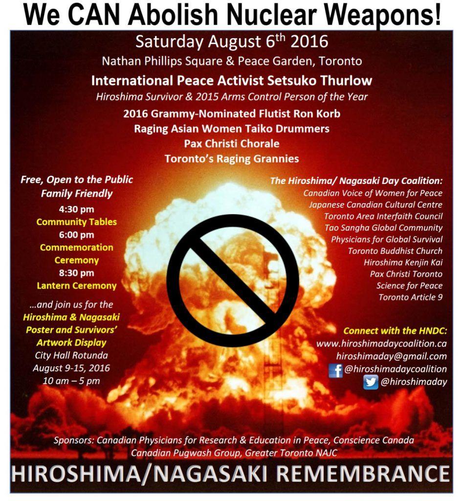 Hiroshima date Terminkalender, Netzwerk Friedenskooperative