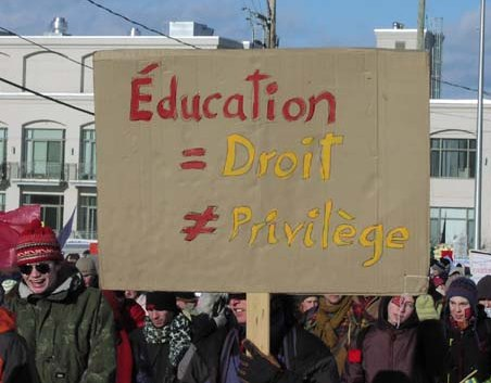 argumentative essay on education is a privilege not a right