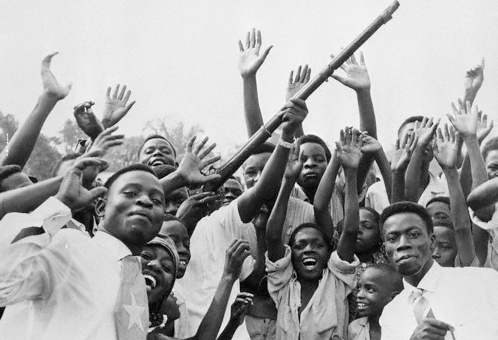 African country that gained independence from france in 1960